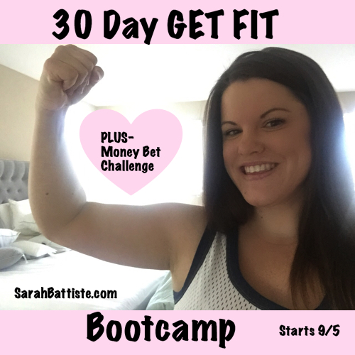 30 Day Get Fit