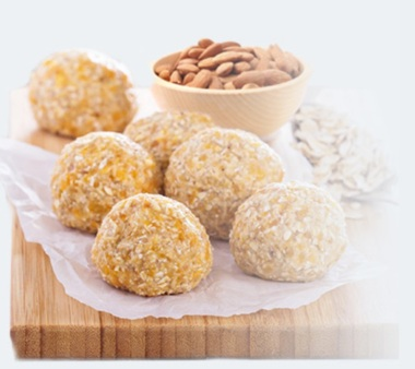 almond ball shakeology