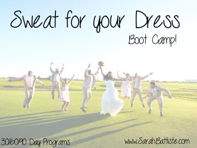 sweat-for-your-dress